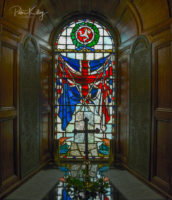 Malew Church Memorial Window - © Peter Killey - www.manxscenes.com
