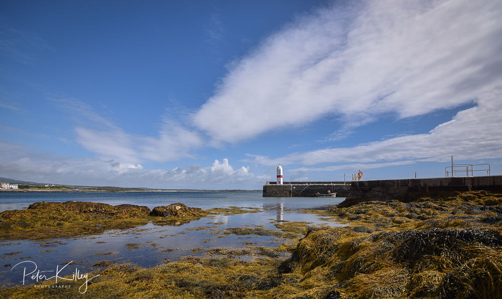 Low Tide, Shore Road - Port St Mary - © Peter Killey - www.manxscenes.com