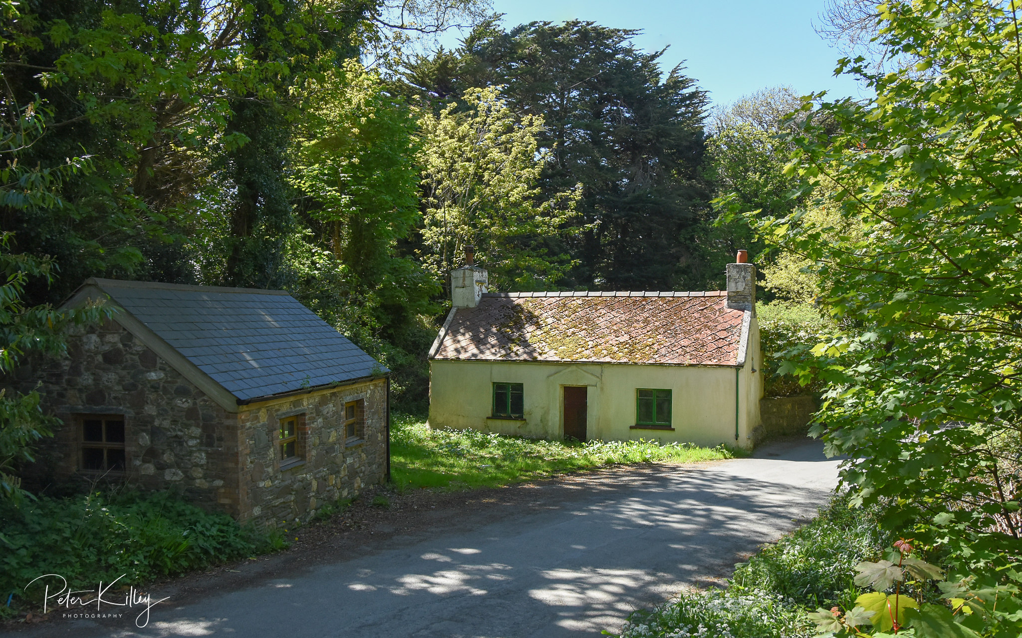 Sulby Cottage © Peter Killey - www.manxscenes.com