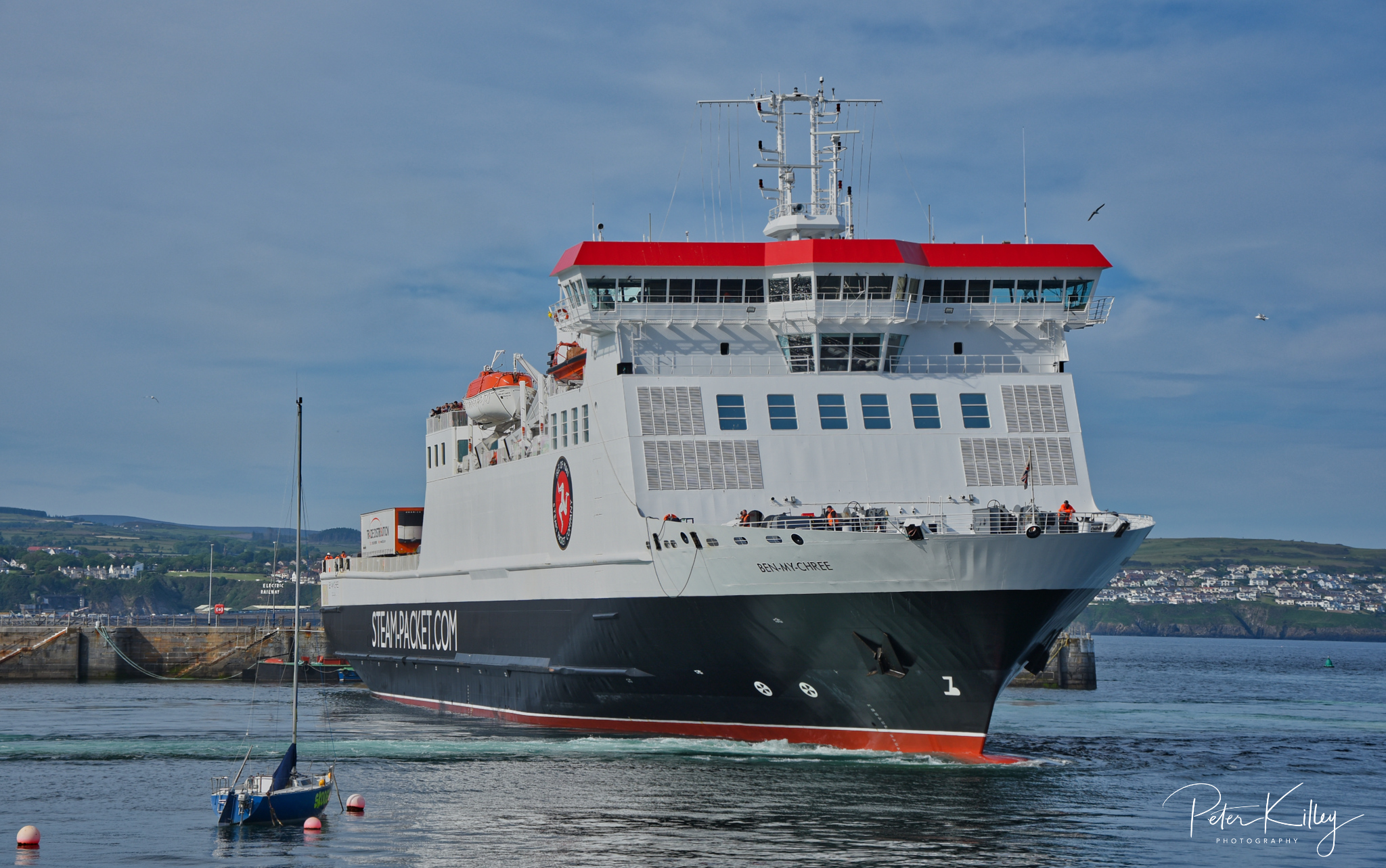 Ben My Chree - © Peter Killey - www.manxscenes.com