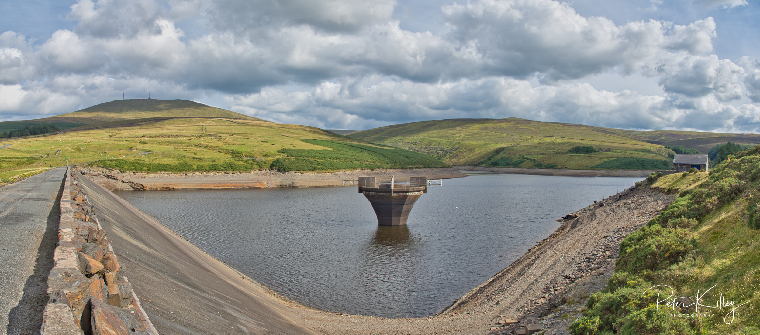 Sulby Reservoir - © Peter Killey - www.manxscenes.com