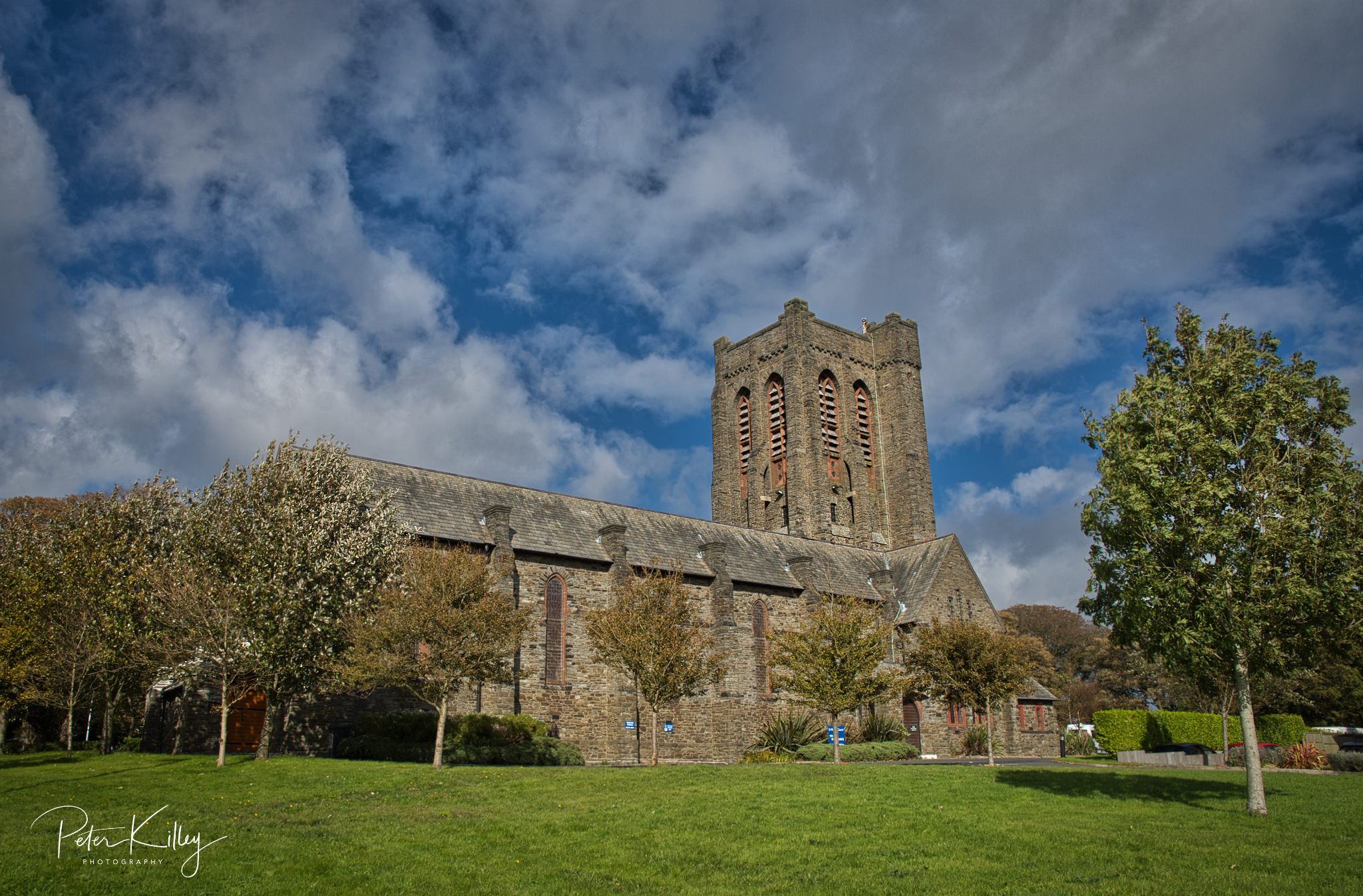 St Ninians Church - © Peter Killey - www.manxscenes.com