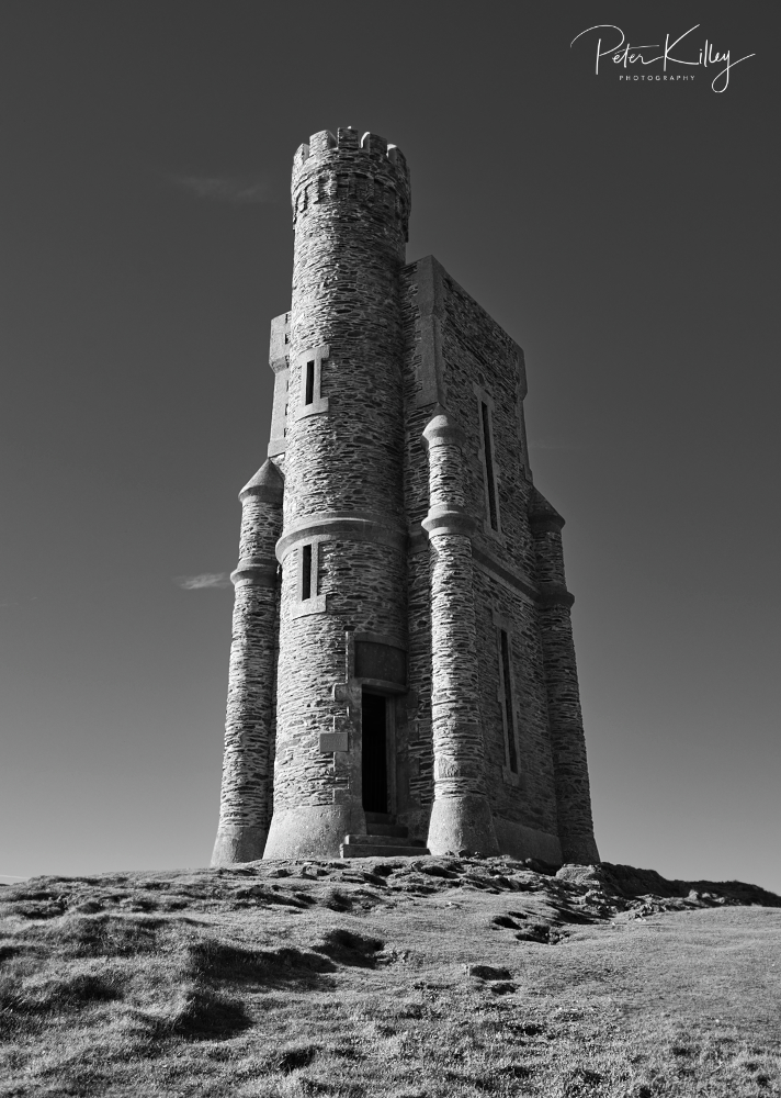 Milners Tower - © Peter Killey - www.manxscenes.com
