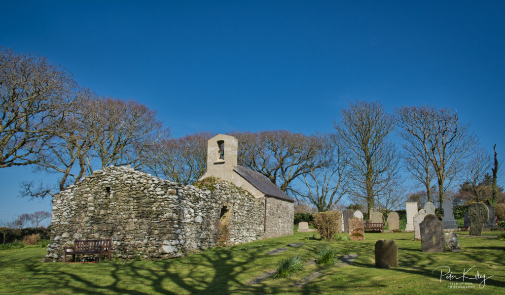 St. Adamnan's Church – Old Kirk Lonan - © Peter Killey - www.manxscenes.com