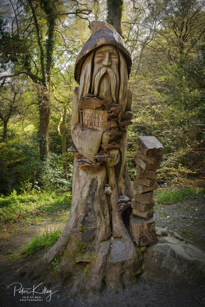 Wizard of Mann Trail - © Peter Killey - www.manxscenes.com