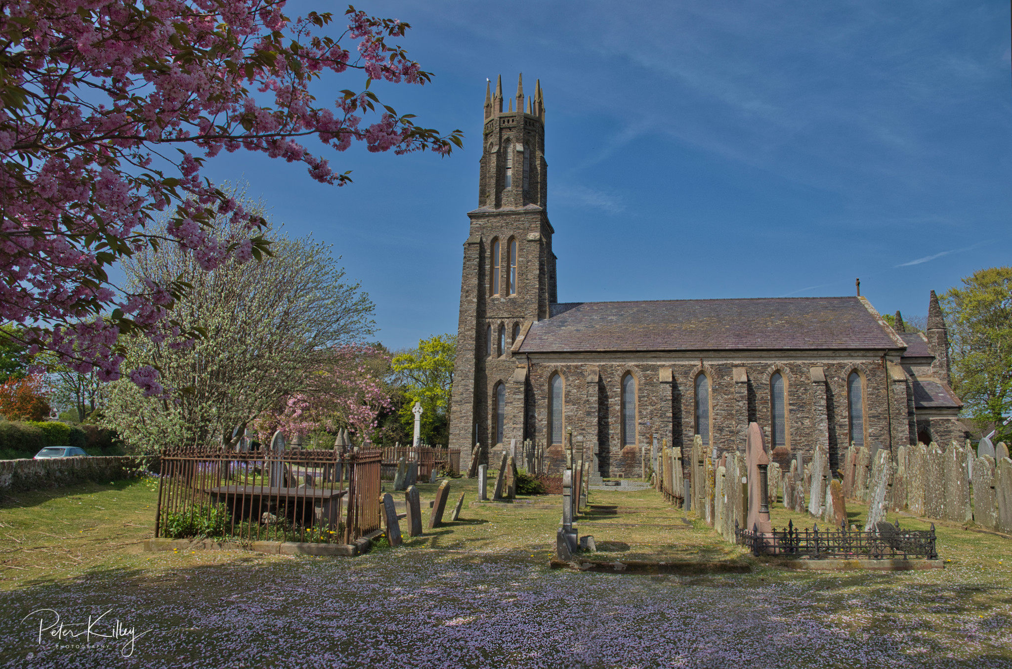 St Mary de Ballaugh - © Peter Killey - www.manxscenes.com