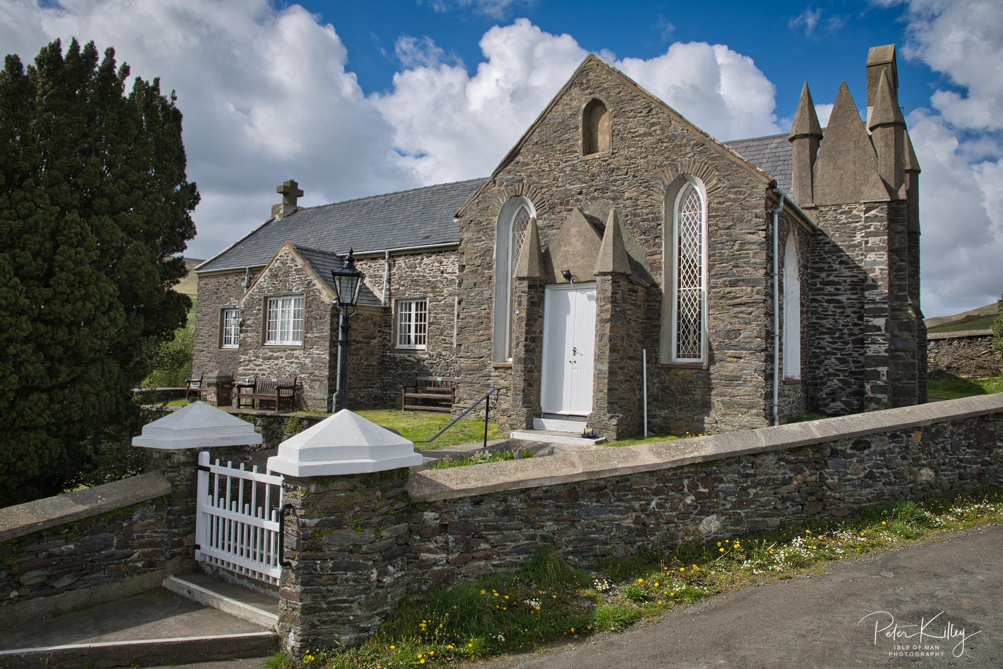 St Lukes, Baldwin - © Peter Killey - www.manxscenes.com