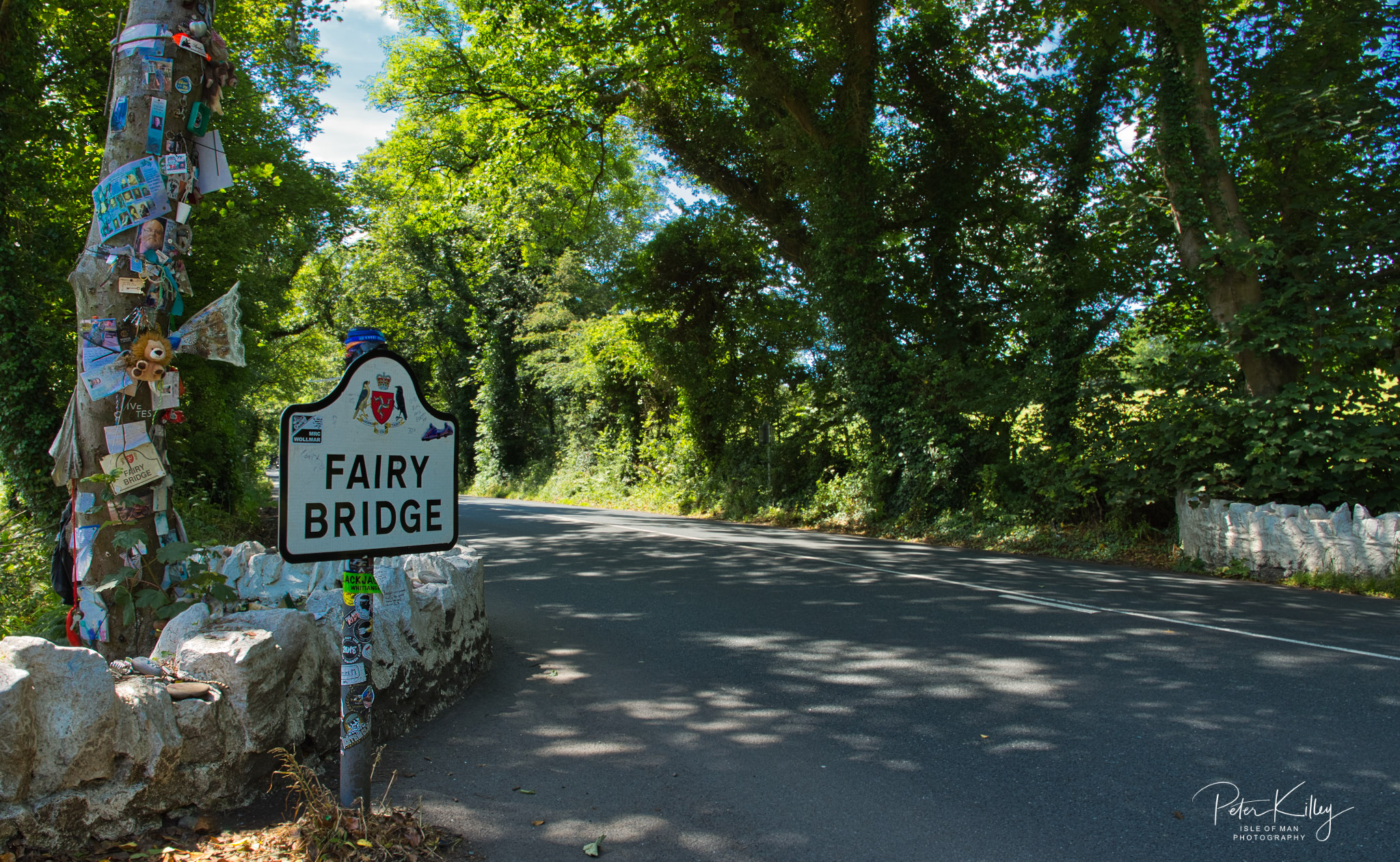 Fairy Bridge - © Peter Killey - www.manxscenes.com