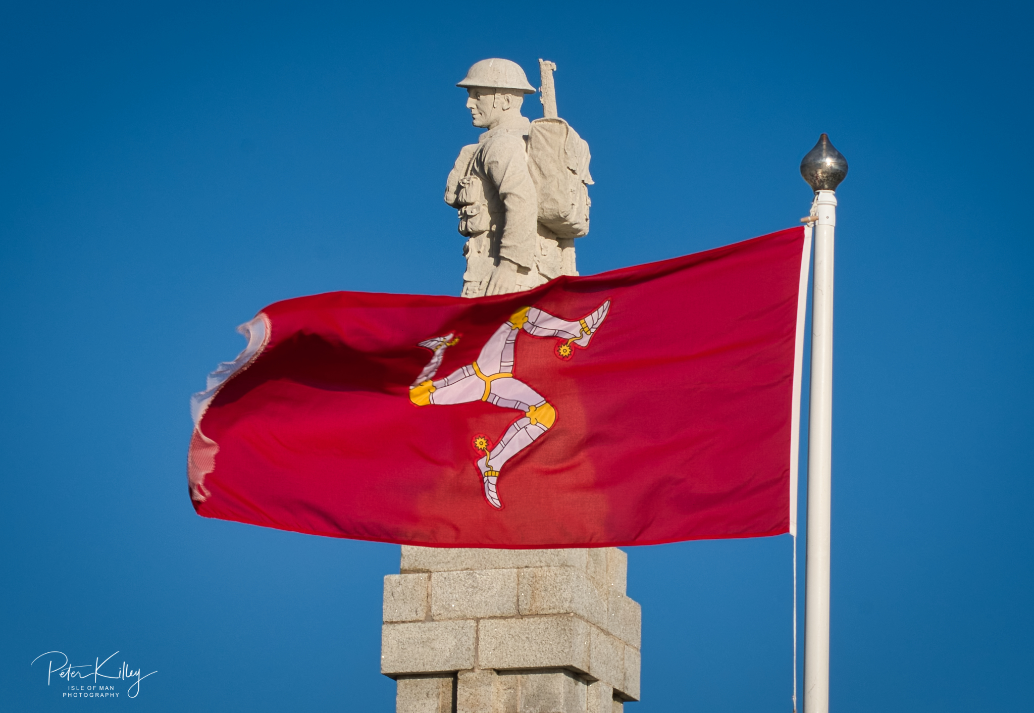 Lest We Forget - © Peter Killey - www.manxscenes.com