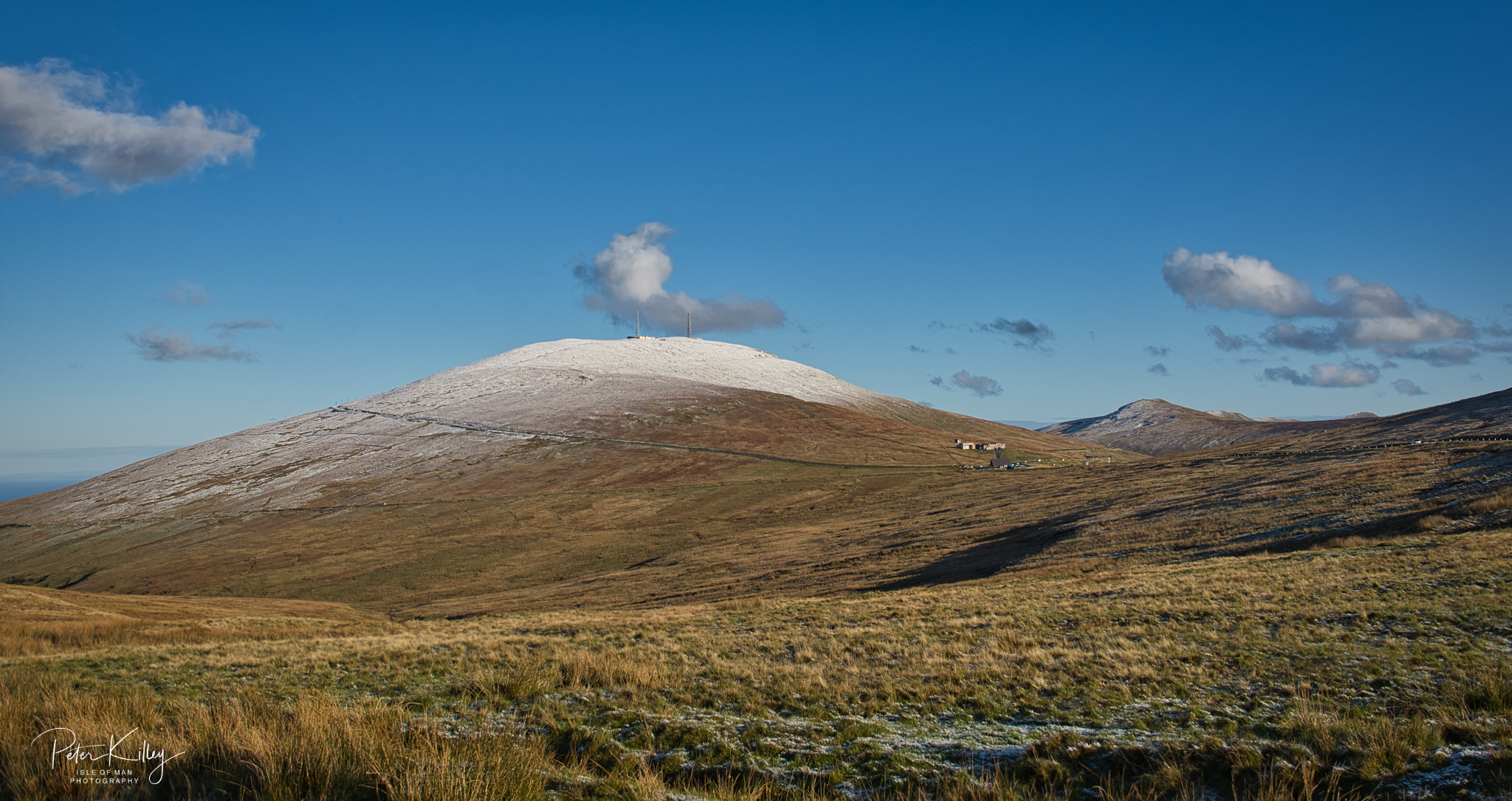Snaefell (Snow Mountain) - © Peter Killey - www.manxscenes.com