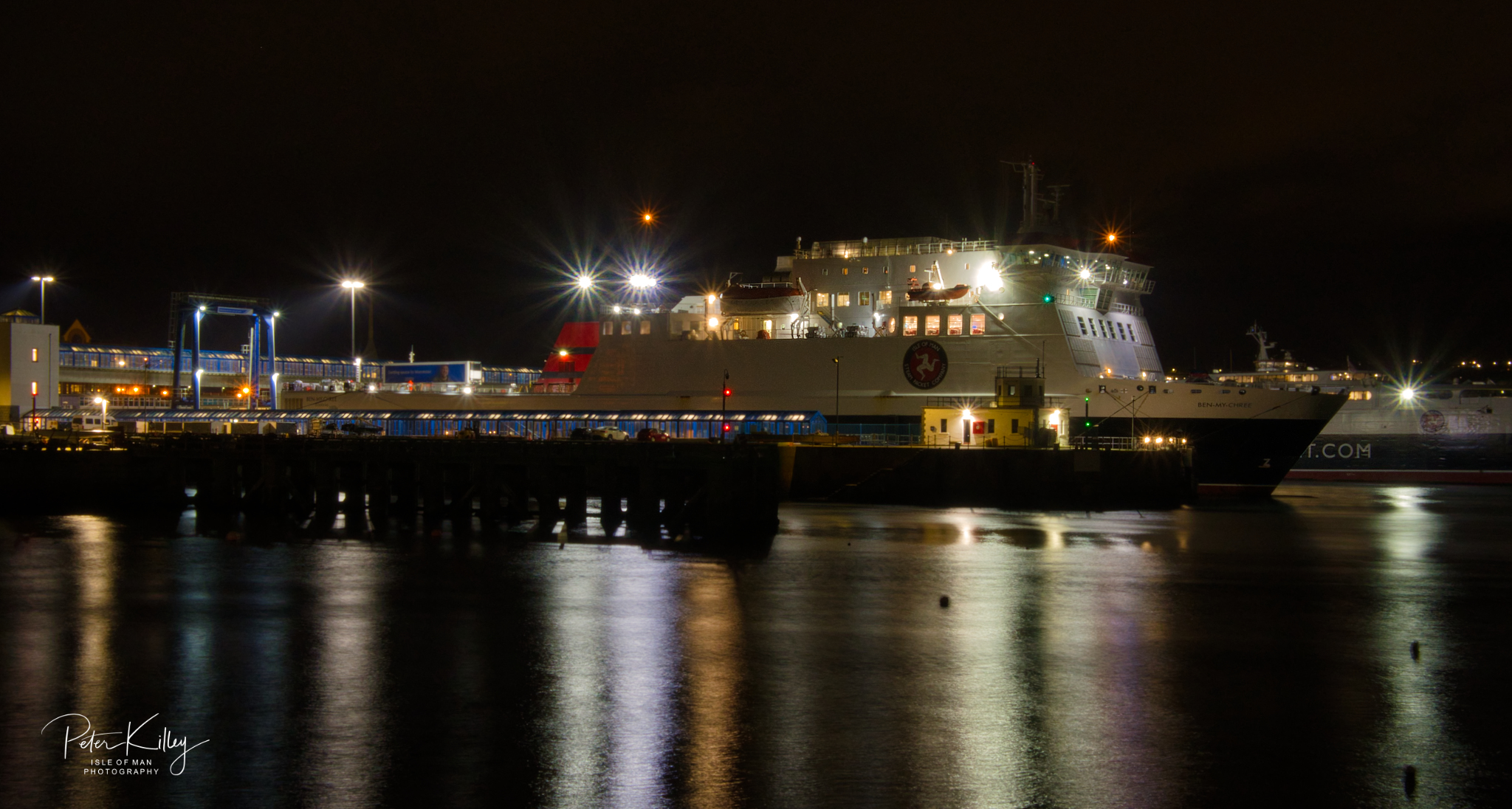 Ben my Chree (4/1/20) - © Peter Killey - www.manxscenes.com