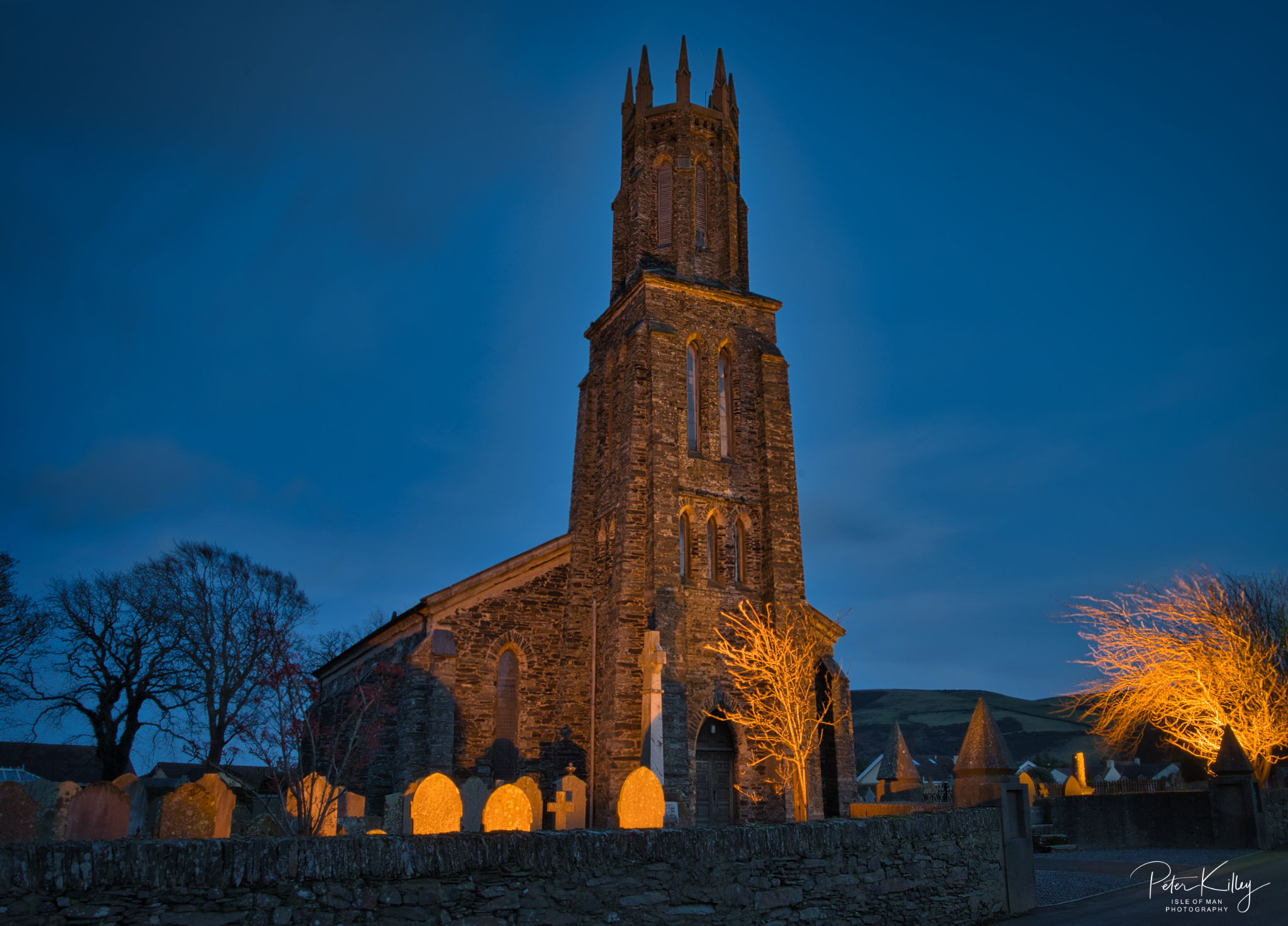 St Mary's De Ballaugh - © Peter Killey - www.manxscenes.com