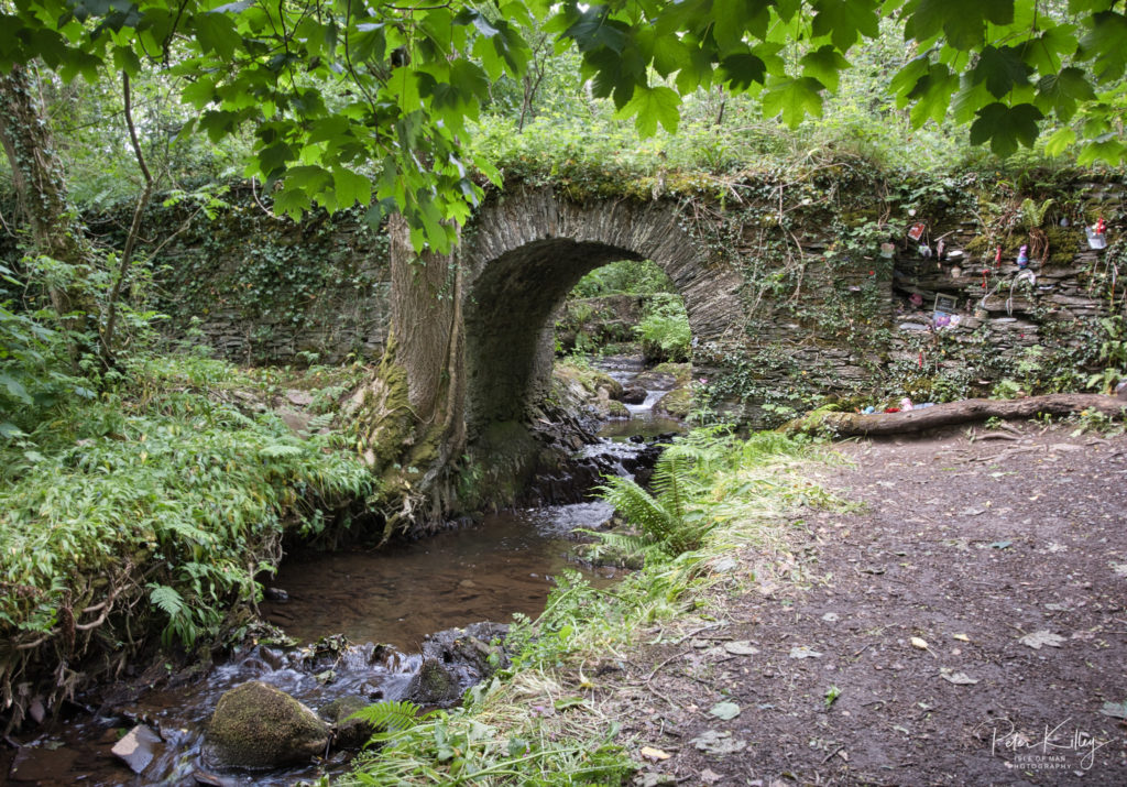 The Real Fairy Bridge - © Peter Killey - www.manxscenes.com