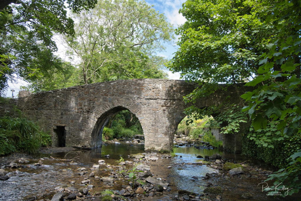 Monks Bridge - Ballasalla - © Peter Killey - www.manxscenes.com