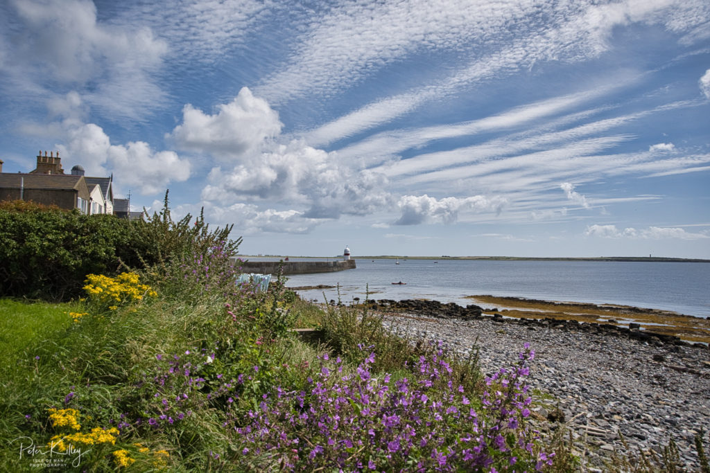 Castletown Harbour - © Peter Killey - www.manxscenes.com