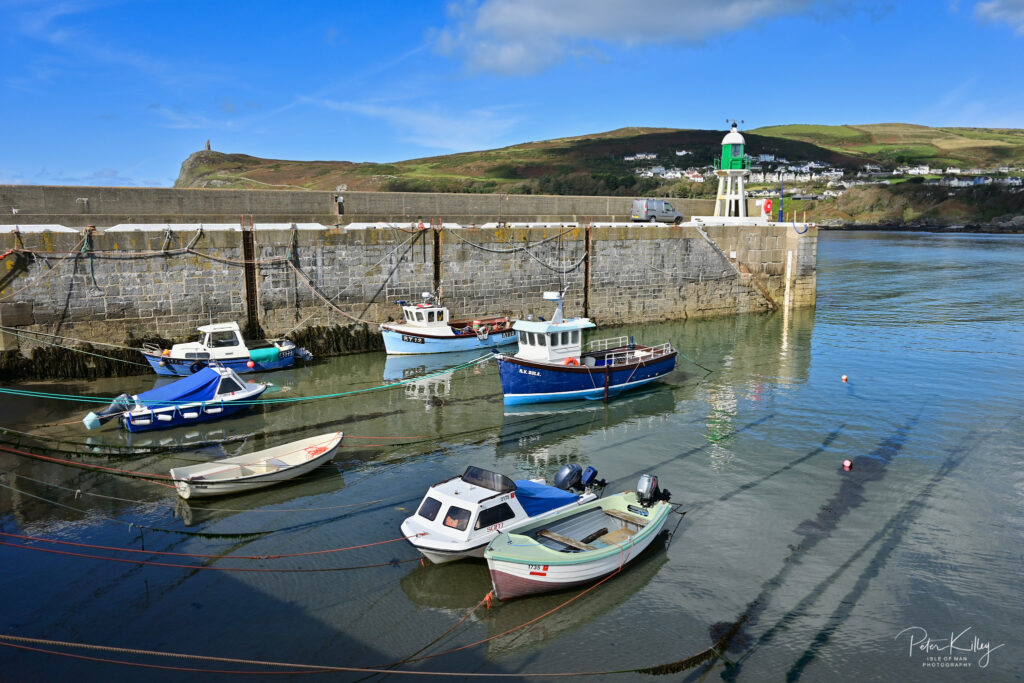 Port Erin Breakwater - © Peter Killey - www.manxscenes.com