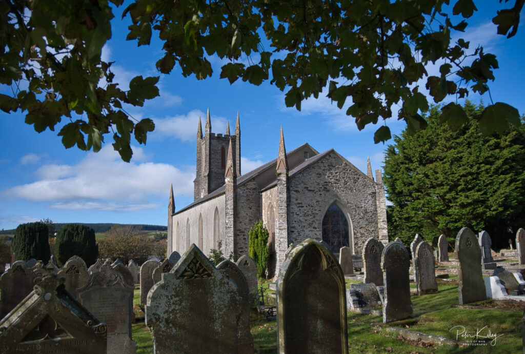 All Saints Church - Lonan - © Peter Killey - www.manxscenes.com