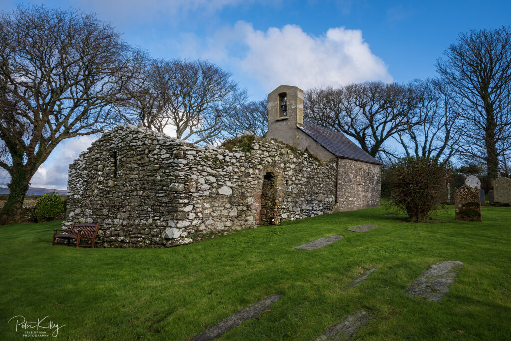 St Admnan's Lonan - © Peter Killey - www.manxscenes.com