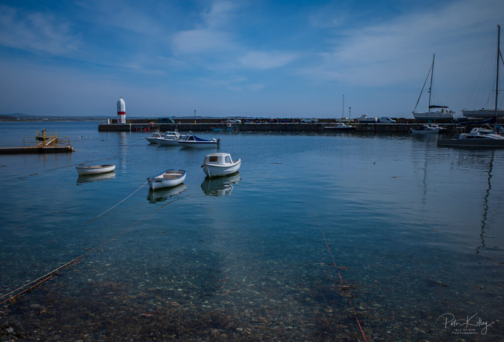 Port St Mary - © Peter Killey - www.manxscenes.com