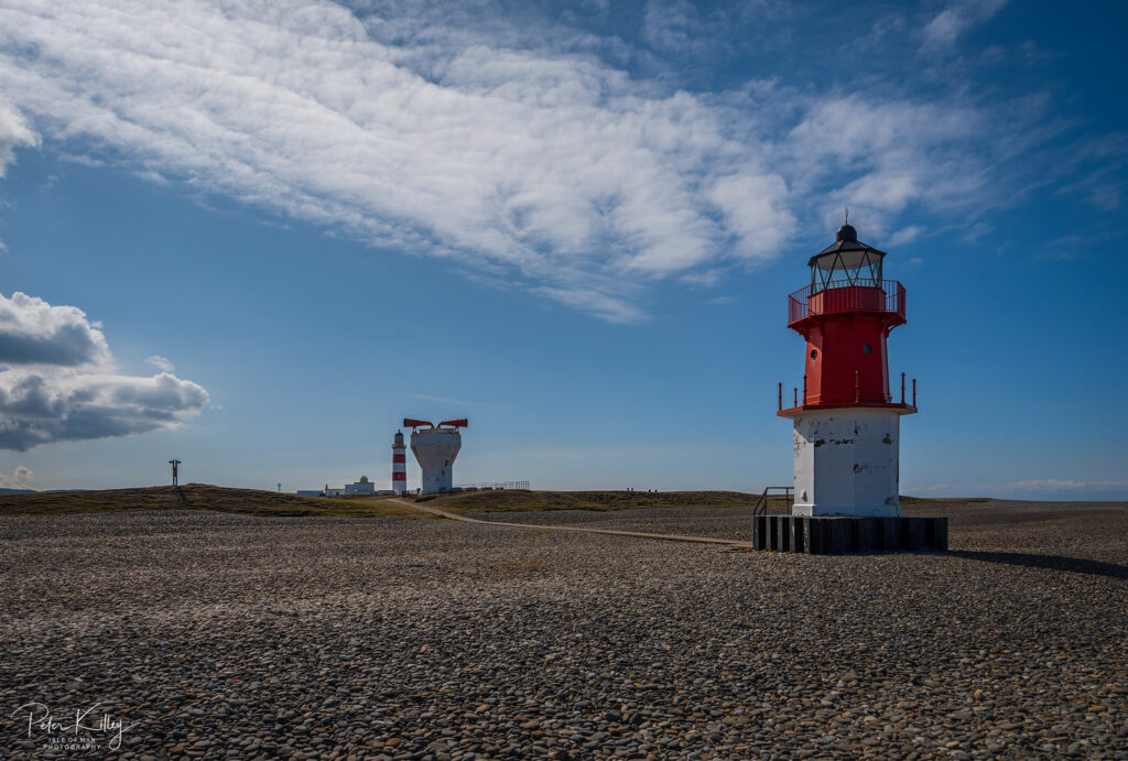 Point of Ayre Lighthouses -