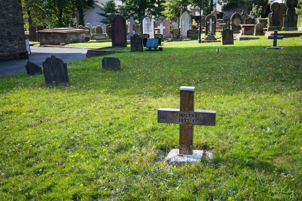 Cholera Pit St. George's - © Peter Killey - www.manxscenes.com